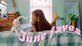 🍐An Attempt to Relax · June Favorites 🌿