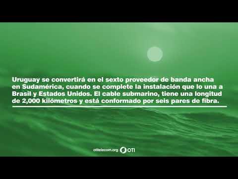 OTI Telecom - Reporte de Telecomunicaciones en Uruguay – 1T2017