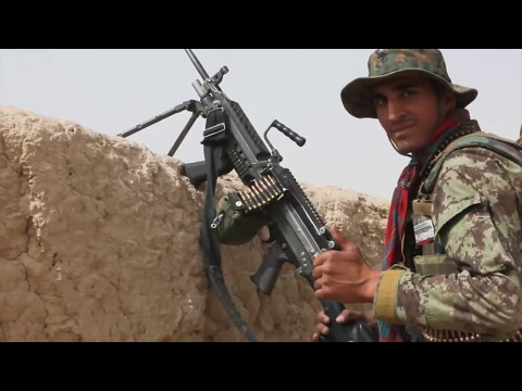 US Marines Real Combat in Afghanistan   Furious Firefights and Heavy Clashes with Taliban
