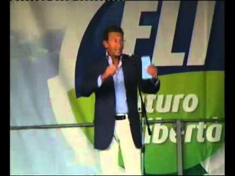Futuro e Libertà - Mirabello 2012 - Gianfranco Fini