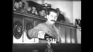 Хроника  Сталин 1939) Документальный Киножурнал