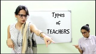 Types of Teachers
