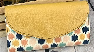 Essential Trifold Wallet bỳ Tobi Stylx