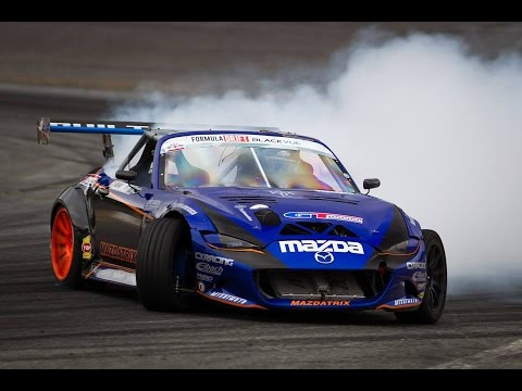 Canada Formula Drift In Car Raw Footage Kyle Mohan Racing
