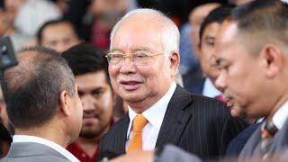 [LIVE] Kes SRC: Najib diperintah bela diri