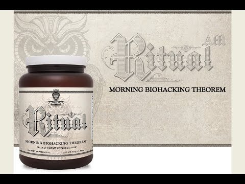 Ritual AM by Ambrosia Perfect Biohacking Morning Ritual | Tiger Fitness