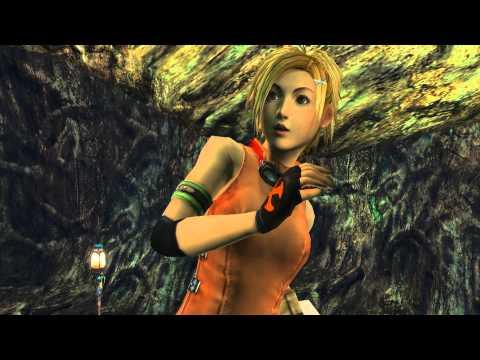 Final Fantasy X - Tidus and Rikku's Romance Scene in Guadosalam