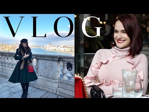 Vlog de calatorie: Viena & Budapesta | Decembrie 2016