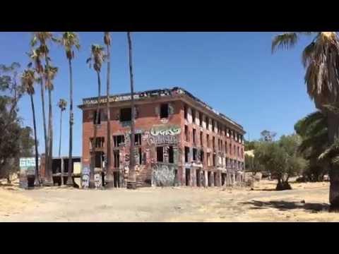 Abandoned Byron Hot Springs Hotel