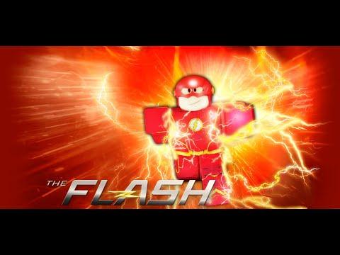 The Saviour| The Flash Custom RP Roblox Short movie|