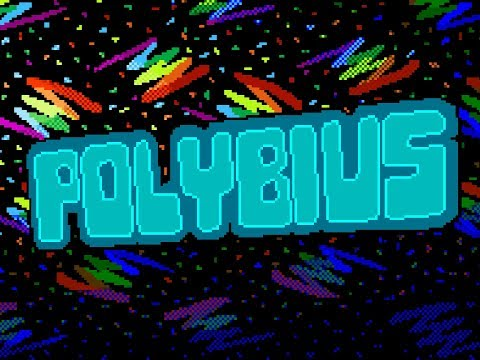 POLYBIUS  The Video Game That Doesn't Exist