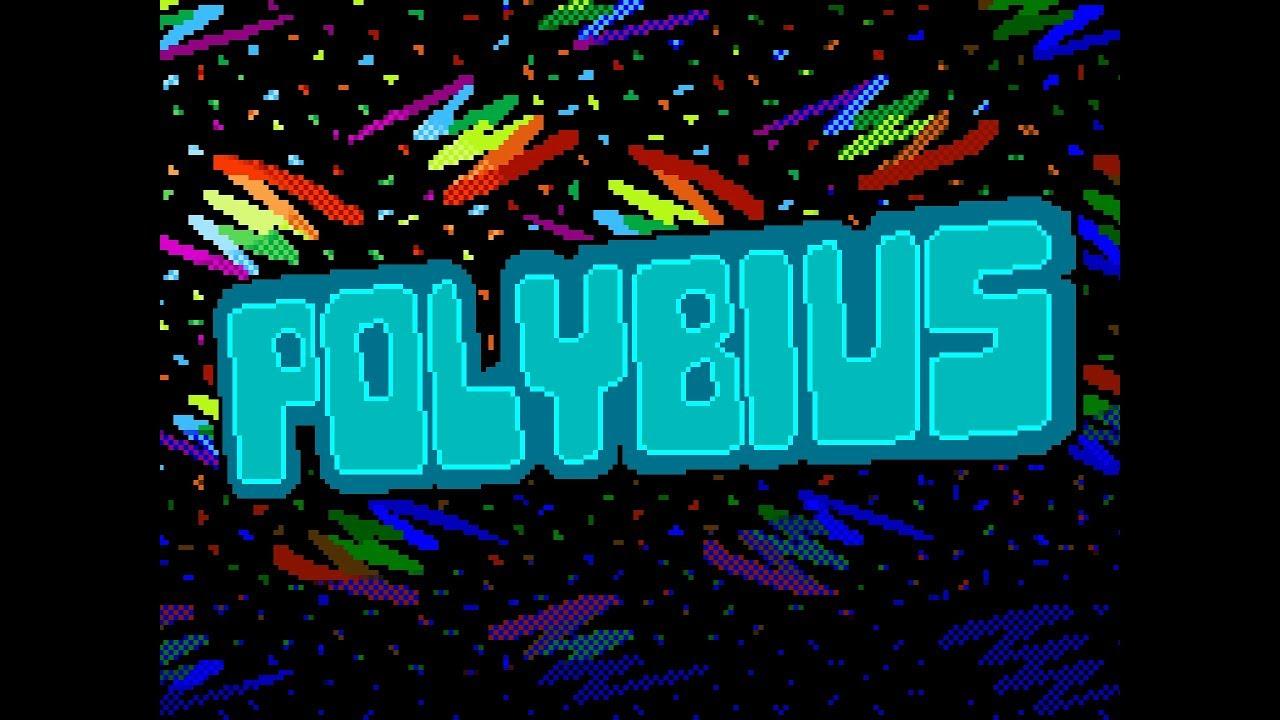 Polybius ist das berühmteste Arcade-Spiel, das es nie gegeben hat