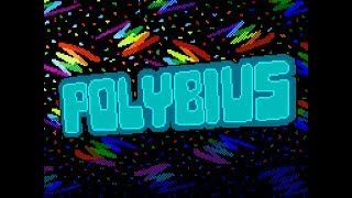 POLYBIUS - The Video Game That Doesn