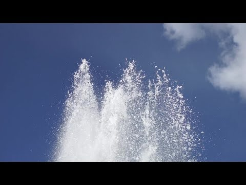 Fountain Water Sounds, no video loop! White Noise, sleep, study, yoga.