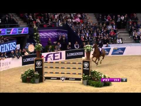 Harrie Smolders/Emerald N.O.P WC Final III Gothenburg 2016