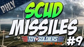 scud missle artillery toy soldiers cold war gameplay 9