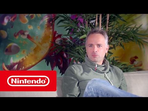 Rayman Legends: Definitive Edition - Entrevista a Michel Ancel (Nintendo Switch)