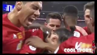 Манчестер Юнайтед - Саутгемптон 3-2 Обзор 26.02.2017 Manchester United vs Southampton
