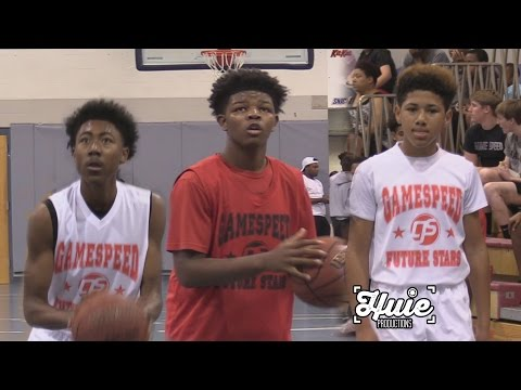 The Future of Tallahassee is Here! | 2017 Gamespeed Middle School Future Stars Game Official Mixtape