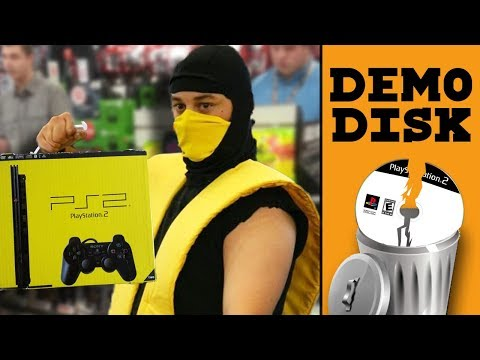 Finish Him Off - Demo Disk Gameplay