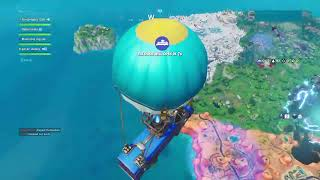 FORTNITE: Overtaker skin Domination