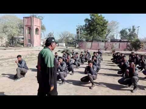 Pts Sargodha SPU Commandos