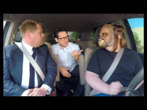 Watch Chewbacca Mom's Stunned Reaction Meeting J.J. Abrams