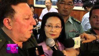 Ejército de Nicaragua recibe donativo de China Taiwán
