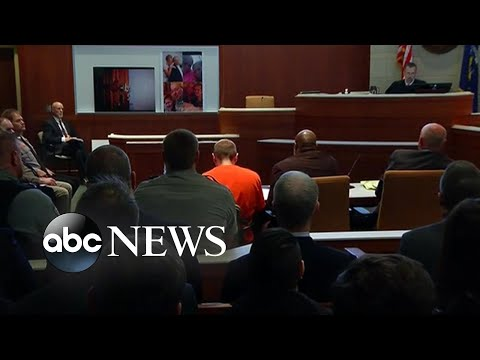 Man gets 2 life sentences for kidnapping teen and killing her parents
