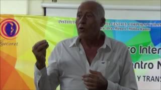 """Conferencia """"Cuerpo amado, cuerpo agredido"""" Xavier Serrano Hortelano. Igecoret"""