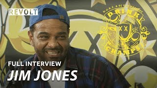 Jim Jones | Drink Champs (Full Episode)