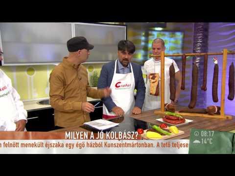 Gianni elárulta, miről vagyunk híresek hazájában - 2014.10.21. Kedd - tv2.hu/mokka