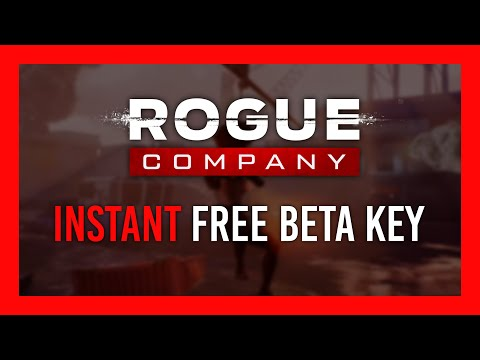 Rogue Company: FREE Beta key INSTANTLY | No waiting on Twitch drops | Guide