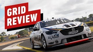 Grid Review (Video Game Video Review)