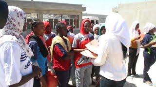 Libya repatriates 135 African migrants
