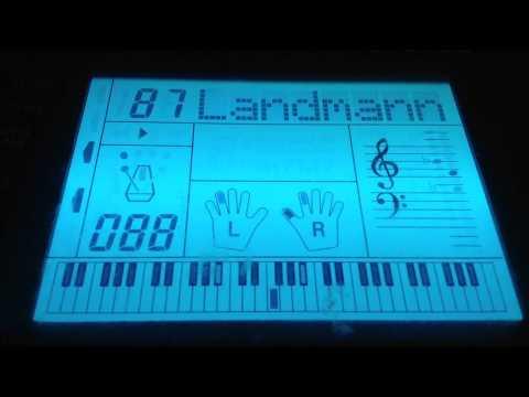 Frohlicher Landmann piano