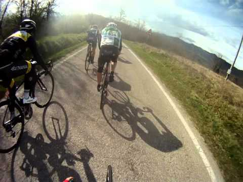 2° Parte Gran Fondo Davide Cassani Go Pro On-Board 28/03/2016