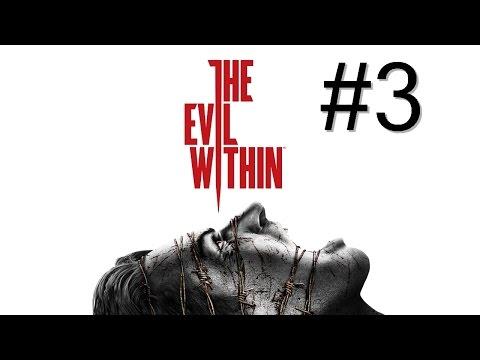 The Evil Within végigjátszás 3. rész (ep3-1) - Körbezárva