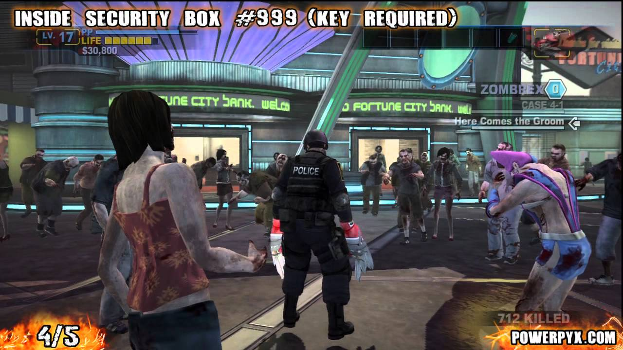 Dead Rising 2: Off The Record - All Zombrex Stashes - YouTube on