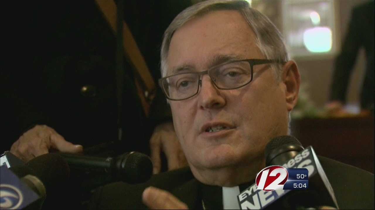 Bishop Tobin defends right to weigh in on politics
