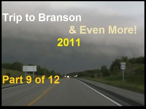 Trip to Branson and even more! | 2011 | 9 of 12 | The Lake of the Ozarks to Dalton