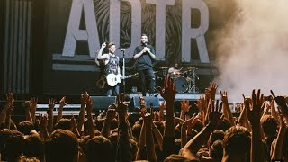 A Day To Remember  - Exposed  (live in Moscow 2017)