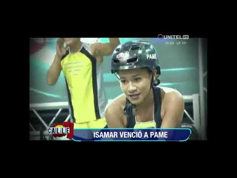 Pame fue vencida por Isamar...