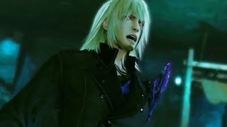 Lightning Returns: Final Fantasy XIII - Snow VS Lightning Battle Scene [ENGLISH]