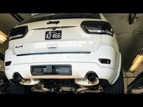 WK2 Corsa Cat-Back 14991 Install on V6