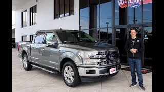 Is the 2019 Ford F-150 Lariat EcoBoost the RIGHT truck for you?