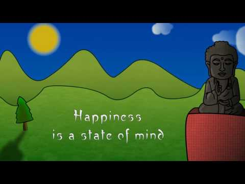 Song of the Buddha - Animated Karaoke video