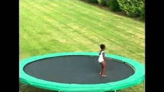 14 Ft. Super Bounce   Super Fun Trampolines