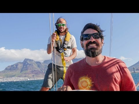 Sailing into City Life!  Summer in Cape Town, South Africa! Sailing SV Delos Ep. 104