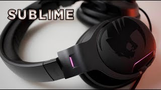 Roccat Khan Aimo Gaming Headset Review - with built in AMP/DAC for £120!